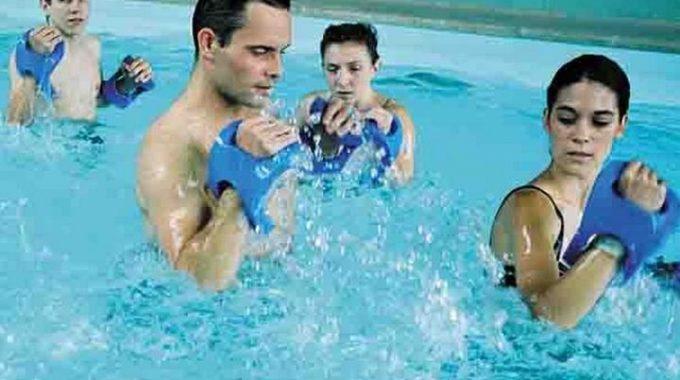 Exercice D Aqua Boxing 2481442
