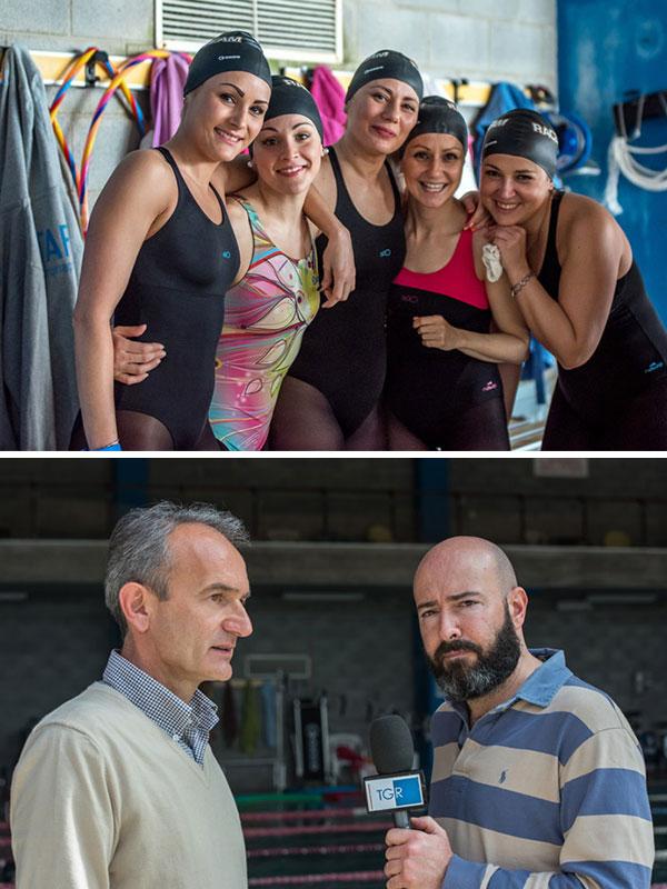 Azzurra Race Team Fitness Su Rai 3