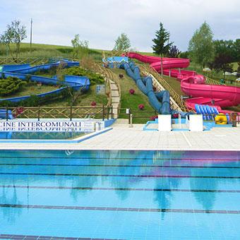 4 Giugno – Apertura Aquapark Tavernelle e Piscina di Terni