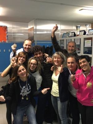 Per i master di Azzurra Race Team grande inizio di stagione ad Osimo