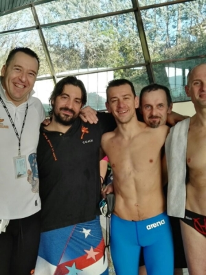 Master, campionati regionali d'eccellenza per Azzurra Race Team