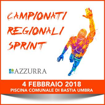 Trofeo Sprint – Piscina di Bastia Umbra