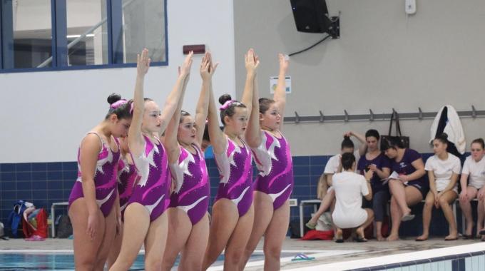 """Sincro, pioggia di medaglie per le """"ladies"""" di Azzurra al Campionato Confsport"""