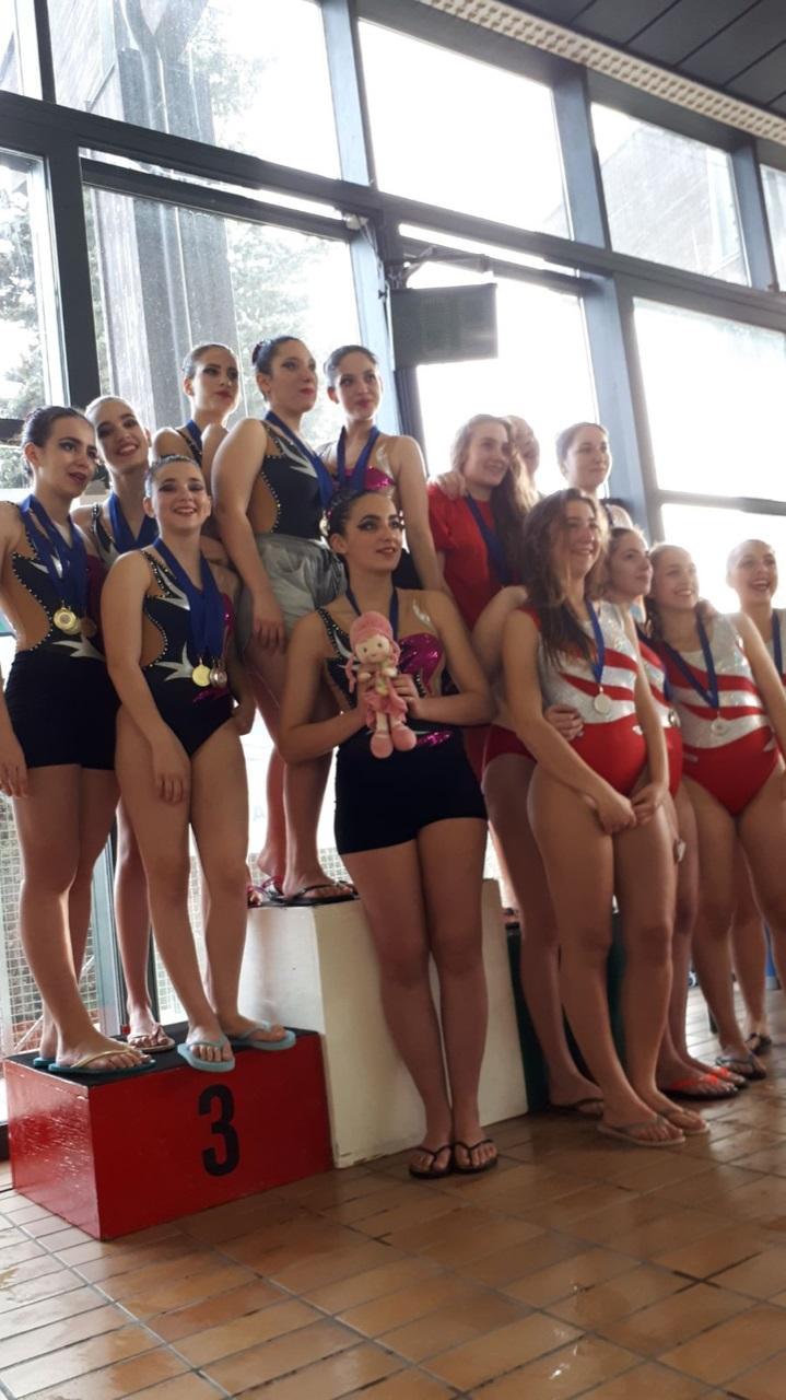Sincro, pioggia di medaglie per il Race Team alla II prova interregionale Confsport