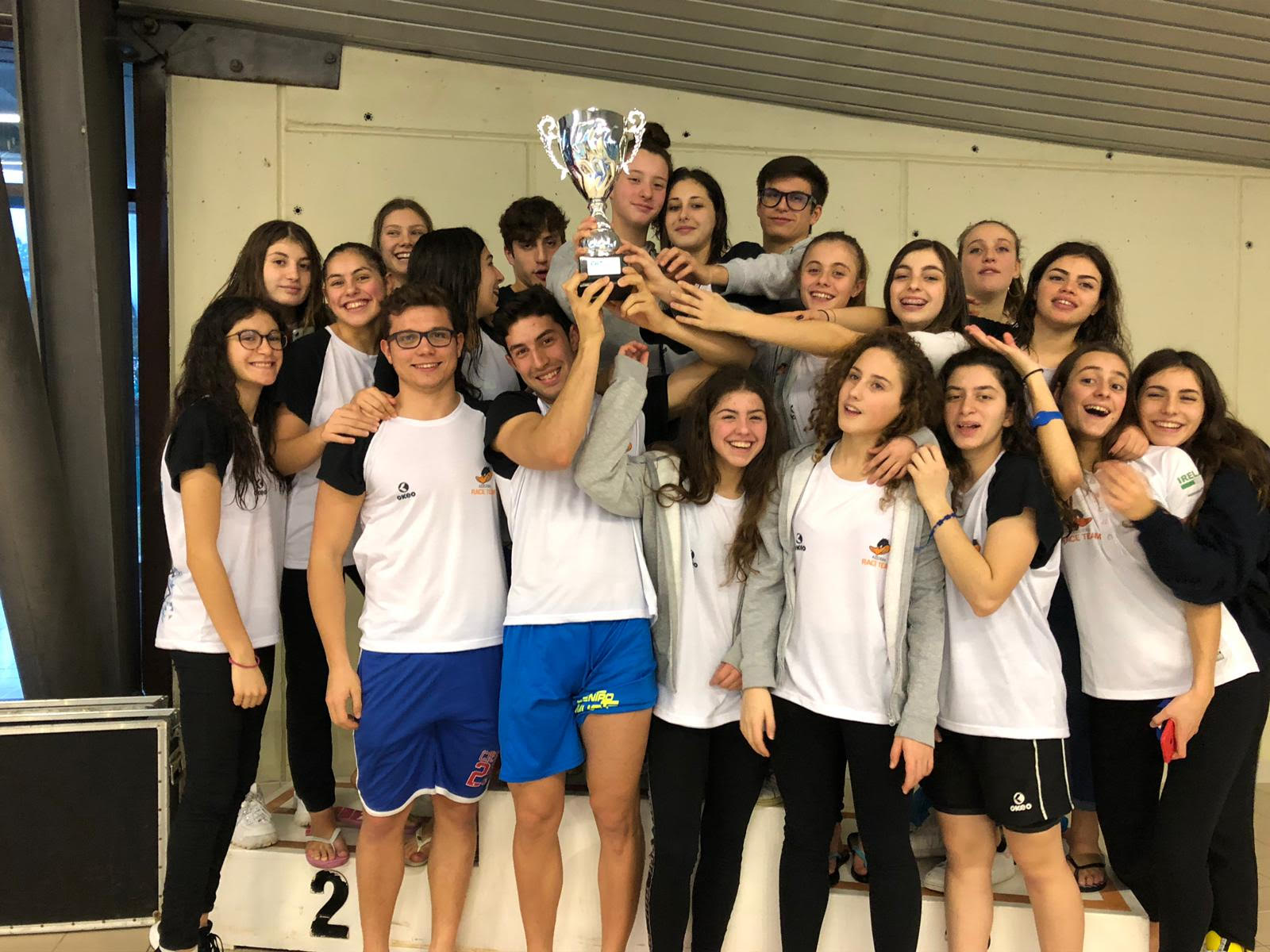 Regionali 2019, Race Team in gran spolvero nel primo week end di gare