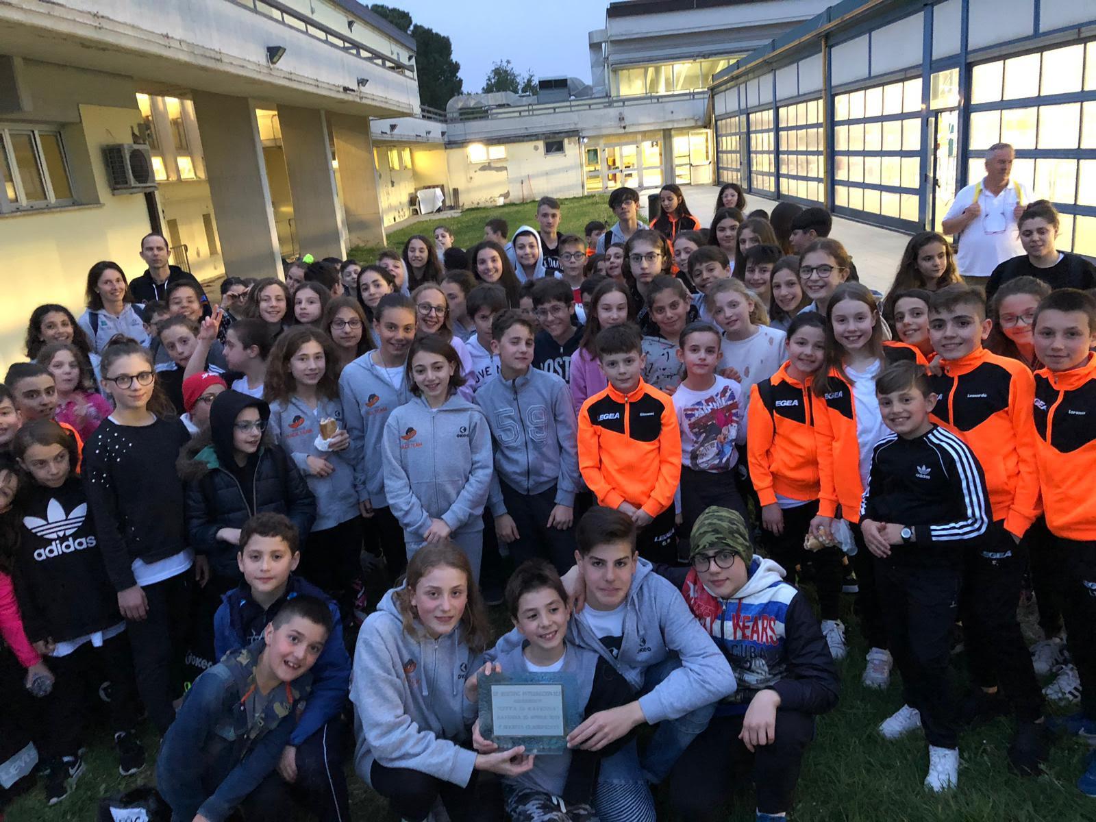 Azzurra Race Team, storica vittoria degli Esordienti al meeting di Ravenna
