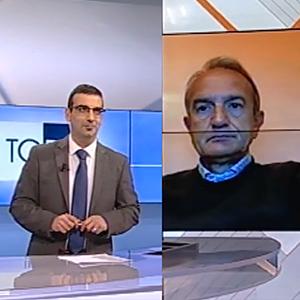 Antonello Volpi Intervistato A Buongiorno Regione Su Rai 3
