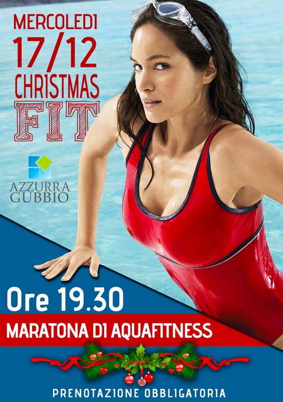 Natale2014 Fitness Gubbio
