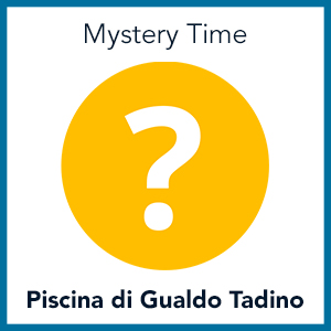 Mystery Time A Gualdo Tadino