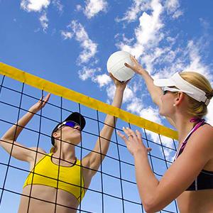 Campi Da Beach Volley Riaperti Ai Clienti